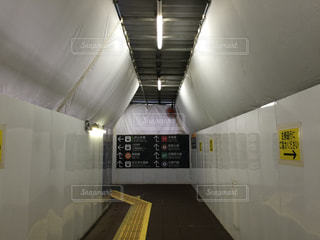 トンネルの写真・画像素材[174638]