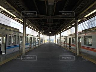 電車の写真・画像素材[175780]