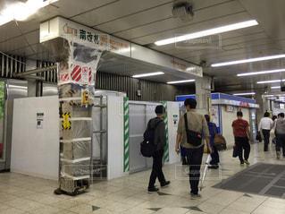 駅の写真・画像素材[221610]