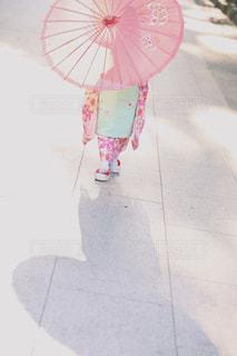 3歳女の子の七五三の写真・画像素材[1370456]