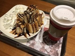 韓国のカフェの写真・画像素材[1537421]