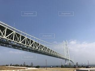 明石海峡大橋の写真・画像素材[1382786]