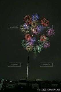 打ち上げ花火☆の写真・画像素材[1371197]