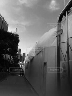 工事現場の写真・画像素材[1372243]