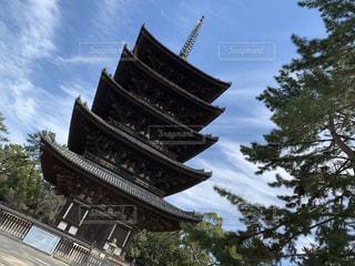 五重の塔の写真・画像素材[2231752]