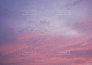 夕陽の写真・画像素材[3537514]