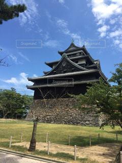松江城の写真・画像素材[1382802]