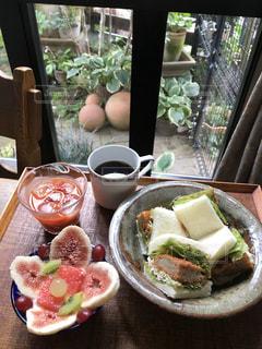 ザ・朝食の写真・画像素材[1453079]