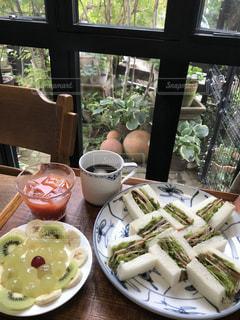 朝食の写真・画像素材[1456532]