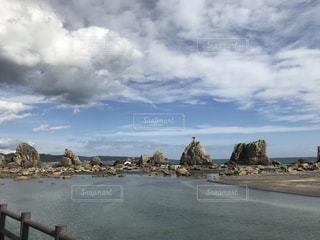 橋杭岩の写真・画像素材[1621947]