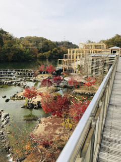 観月橋からの景色の写真・画像素材[1640470]