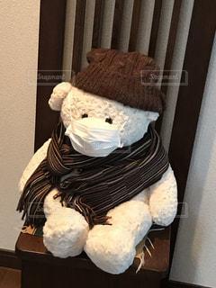 風邪の予防の写真・画像素材[1686990]