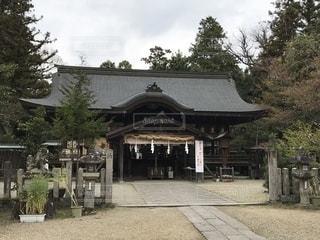 大和神社の写真・画像素材[2027733]