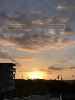 入り日くれないの写真・画像素材[2599217]