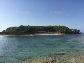 海と島の写真・画像素材[1447659]