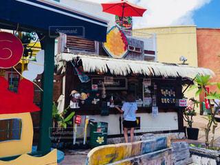 ジュース販売店の写真・画像素材[1457353]
