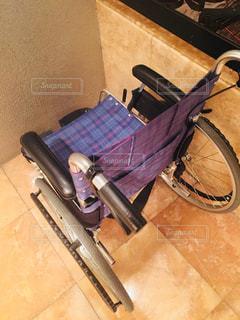 車椅子の写真・画像素材[1576030]