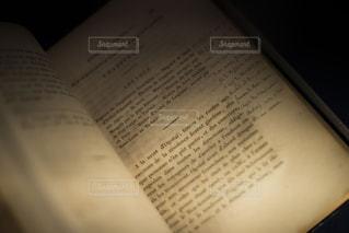 クローズ アップ本の写真・画像素材[1455557]
