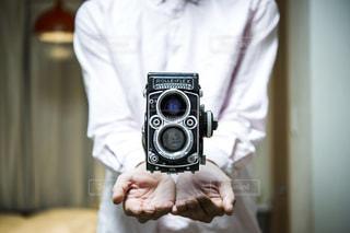 浮遊カメラの写真・画像素材[1576470]