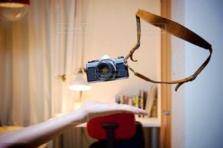 浮遊カメラの写真・画像素材[1576472]