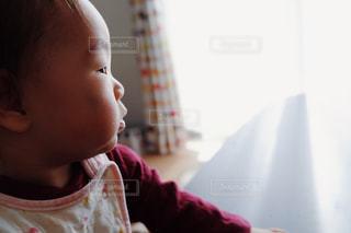 赤ちゃんの写真・画像素材[1577038]