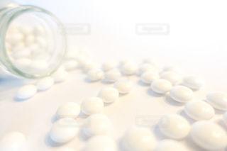 ビタミン剤の錠剤の写真・画像素材[1399826]