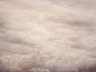 指さし雲の写真・画像素材[1486393]