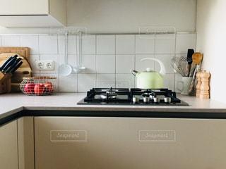 キッチンの写真・画像素材[1386783]