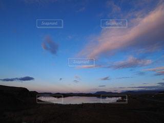 アイスランドの空の写真・画像素材[1378530]