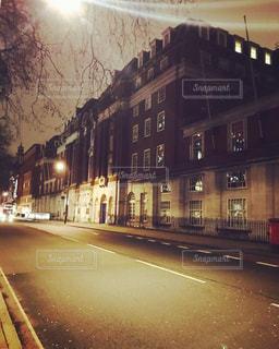 ロンドンの夜の写真・画像素材[1393779]