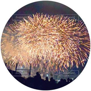花火だね。の写真・画像素材[1379514]