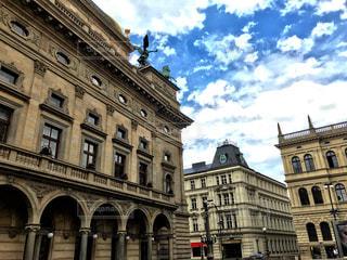 建物と空の写真・画像素材[1422556]