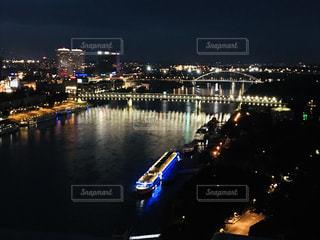 夜景の写真・画像素材[1422673]