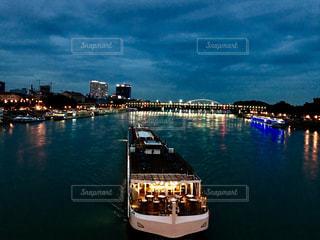 夜景の写真・画像素材[1422674]