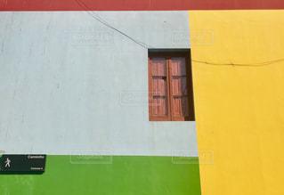 ボカ、カミニートの壁の写真・画像素材[1446903]