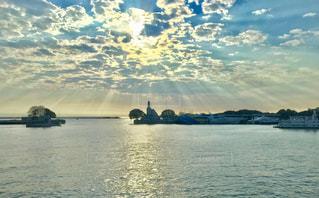 港の写真・画像素材[1447000]