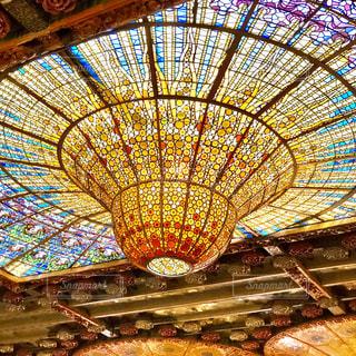 カタルーニャ音楽堂堂の写真・画像素材[1380588]