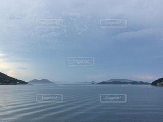 夏の瀬戸内の写真・画像素材[1380469]