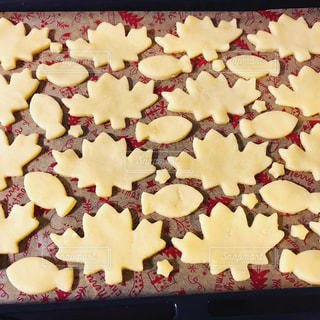 手作りクッキーの写真・画像素材[1675471]