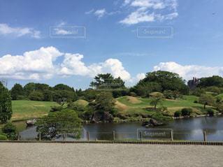 水前寺公園の写真・画像素材[1408391]