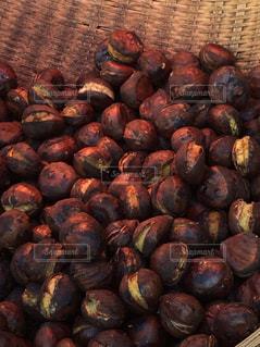果実の山の写真・画像素材[1381934]