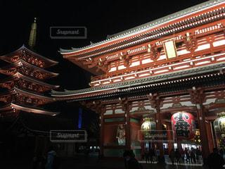 浅草寺の写真・画像素材[1768539]