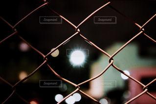 フェンスの写真・画像素材[1392150]