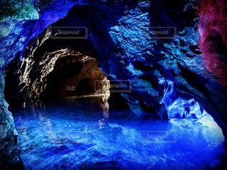 稲積鍾乳洞の写真・画像素材[2242952]