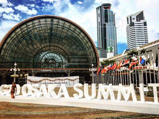 G20サミットの写真・画像素材[2903220]