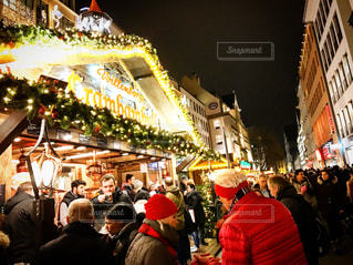 Christmas Marketの写真・画像素材[1381762]