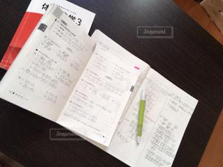 あ〜夏休み 宿題が…の写真・画像素材[1395189]