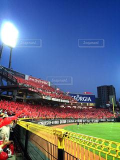 広島スタジアムの写真・画像素材[1398024]