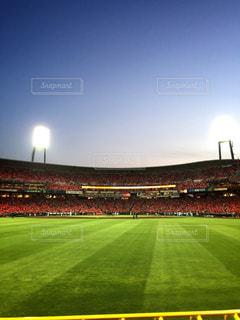 広島スタジアムの写真・画像素材[1398025]