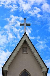 教会の写真・画像素材[1383669]